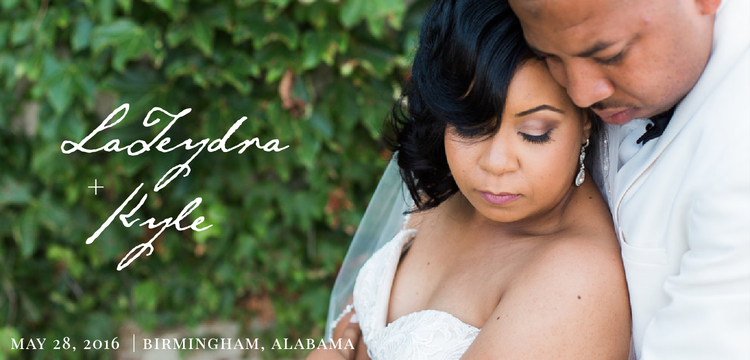 LaTeydra + Kyle: Franklin-Cleveland Wedding
